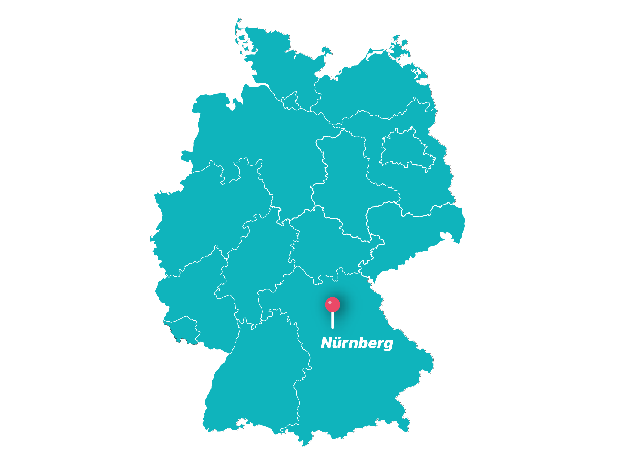 Brandification Büro Standort