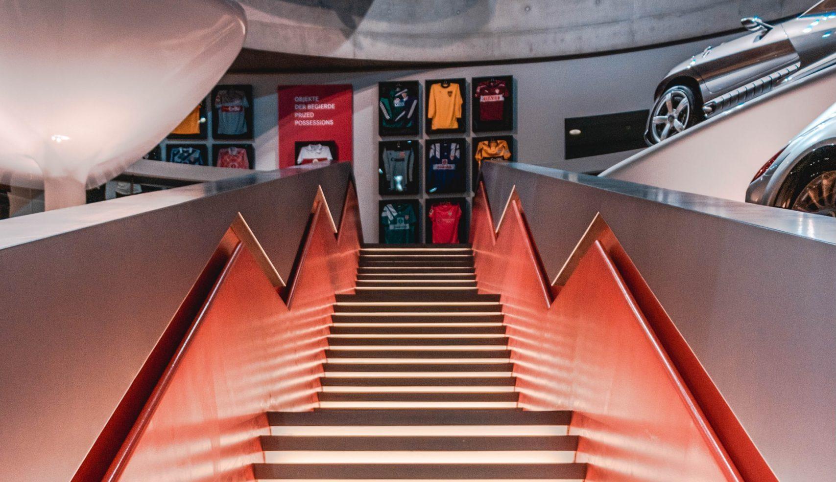 Ein Rundgang im Mercedes-Benz Museum