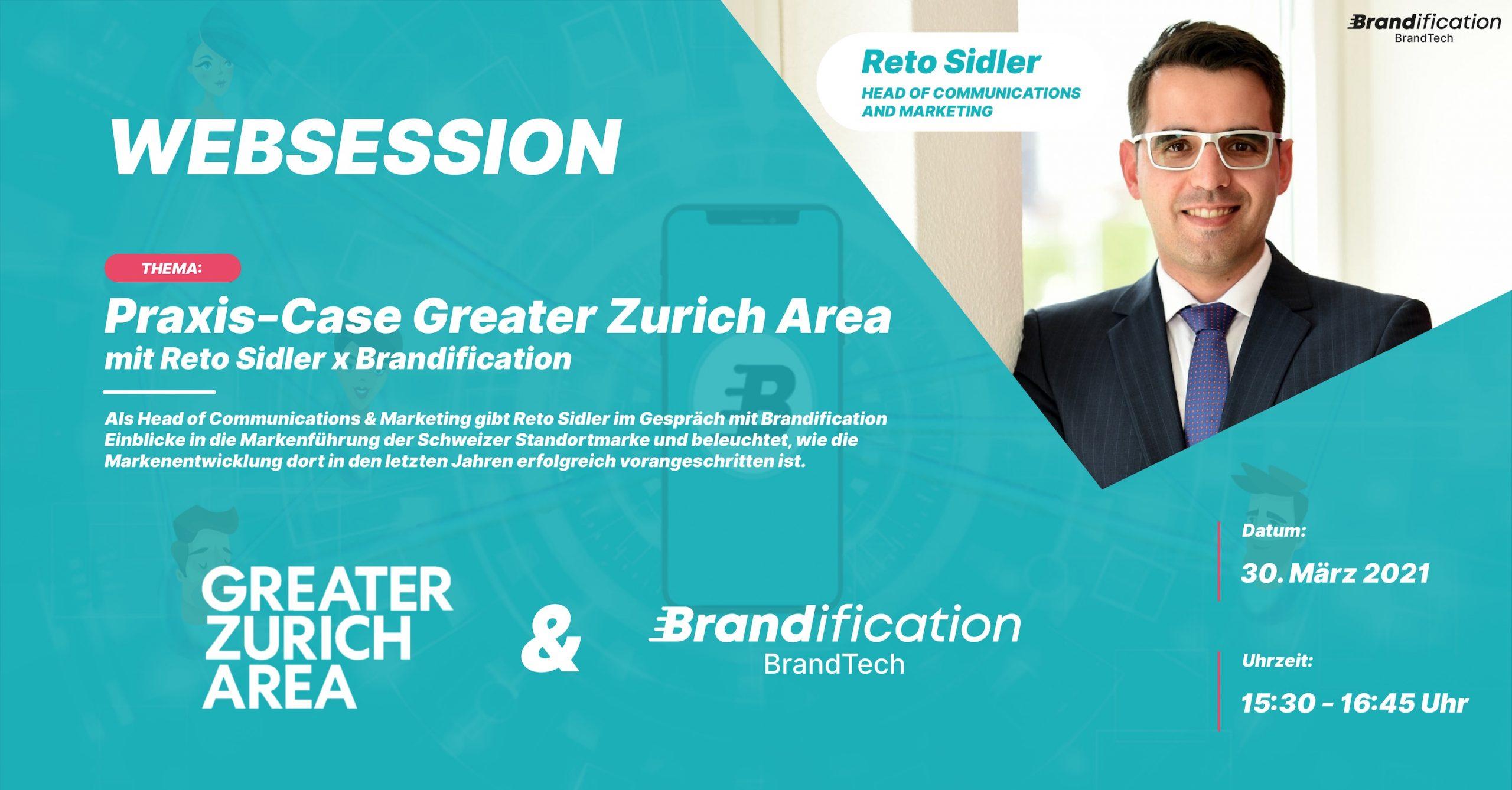 Websession Event Reto Sidler
