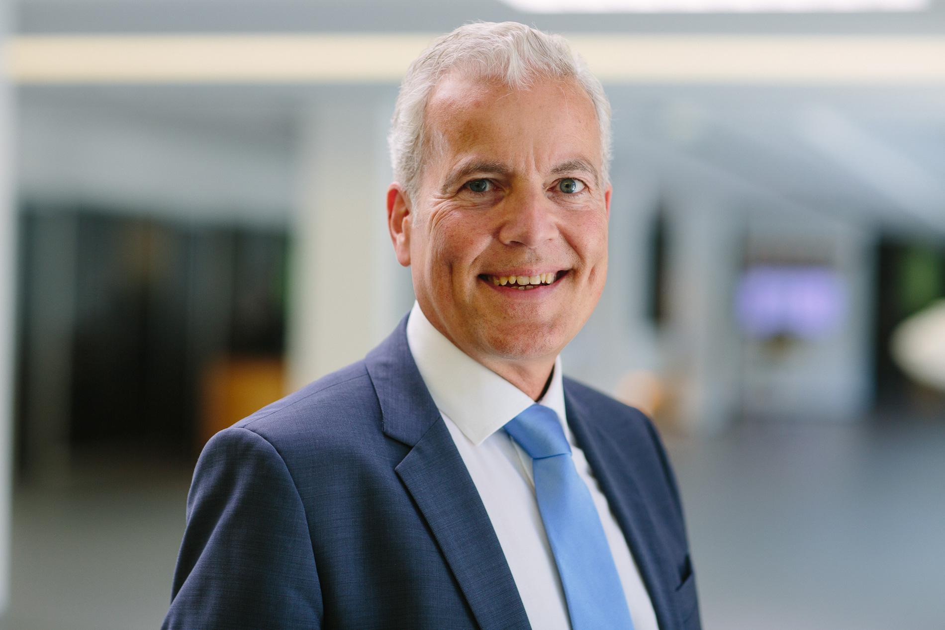 Interview mit Dr. Joachim Böhler - Leiter Marktforschung / Strategische Markenführung bei Union Investment