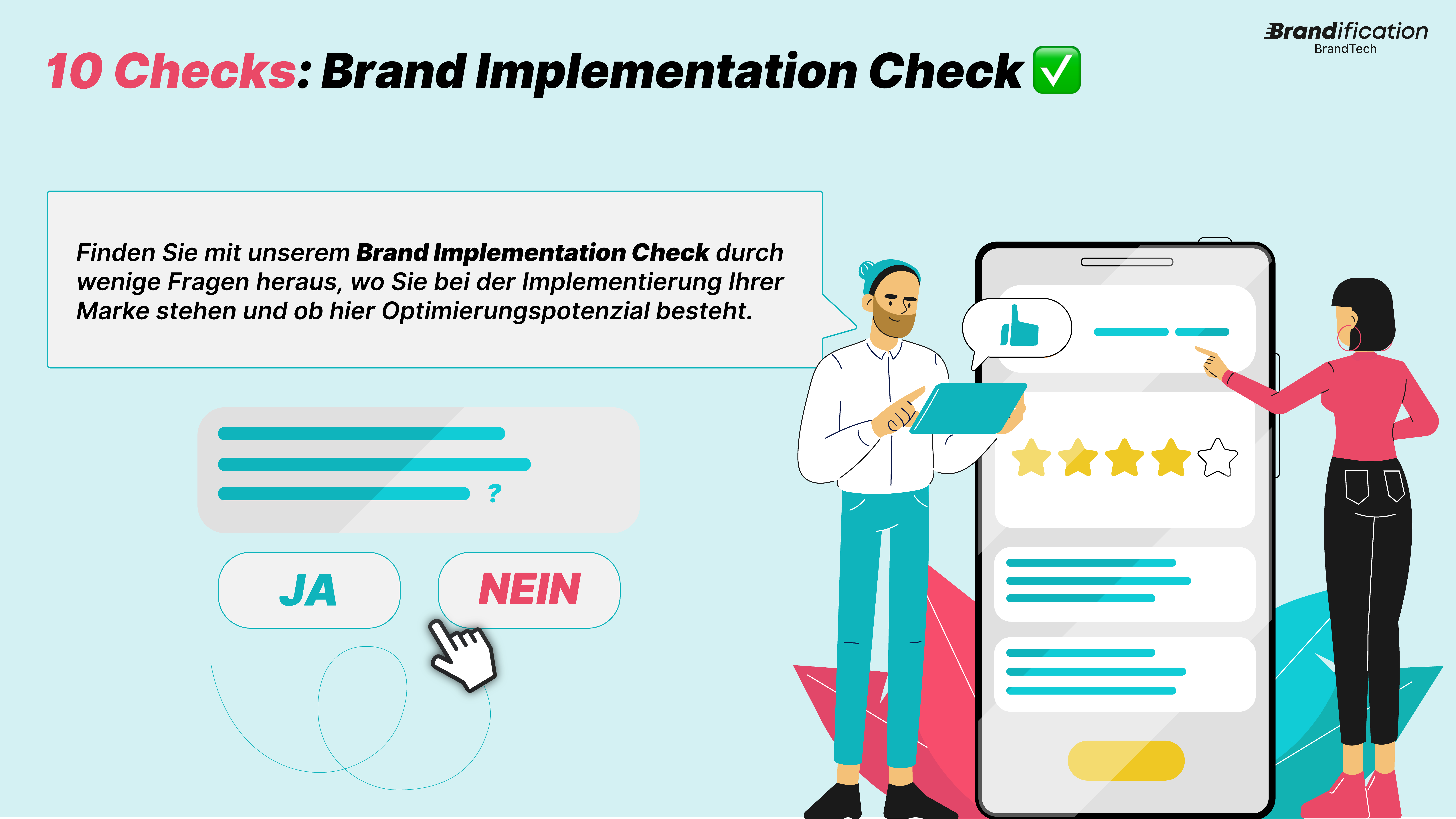 Brand Implementation Check Cover