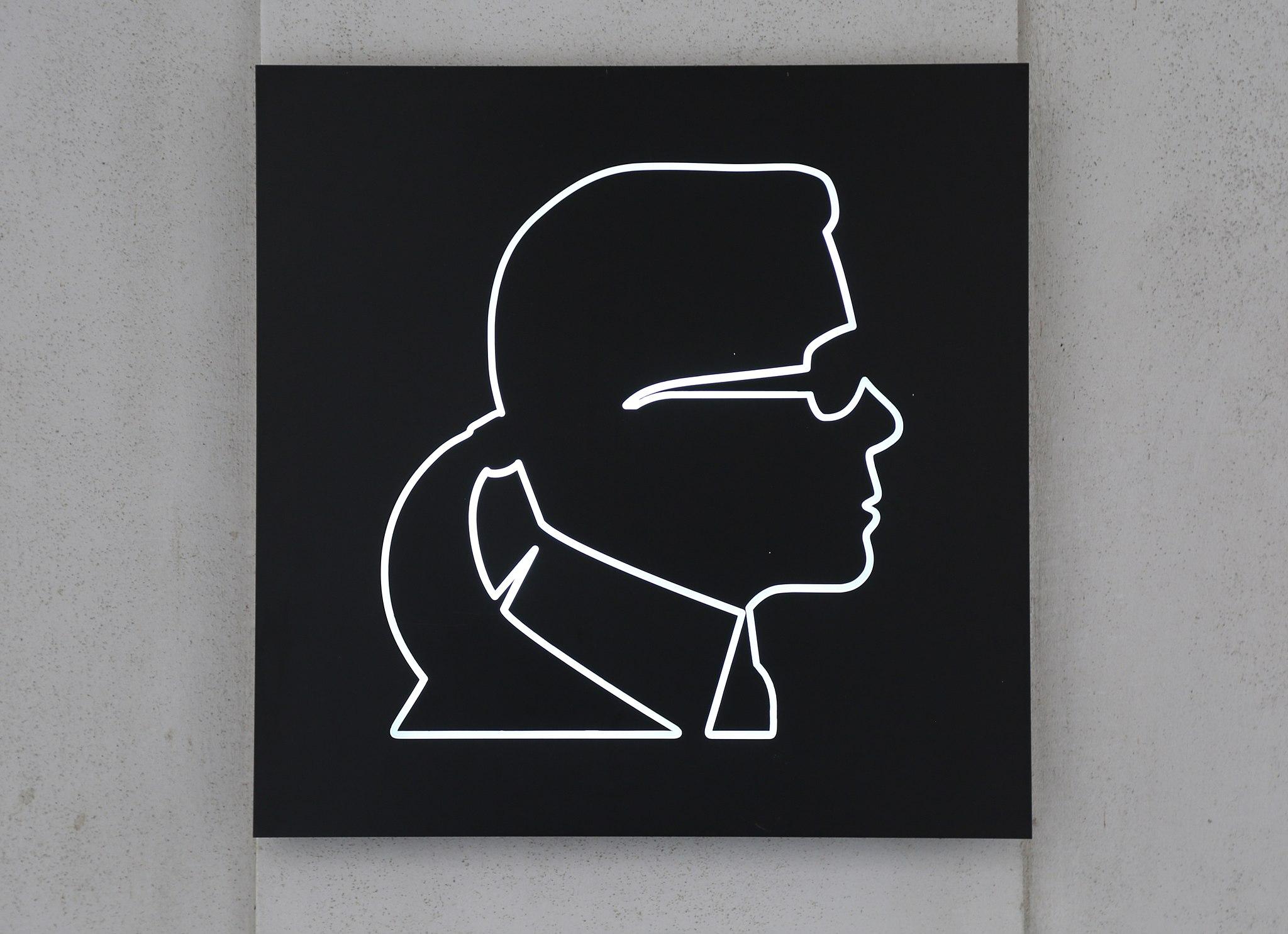 Ikone Karl Lagerfeld