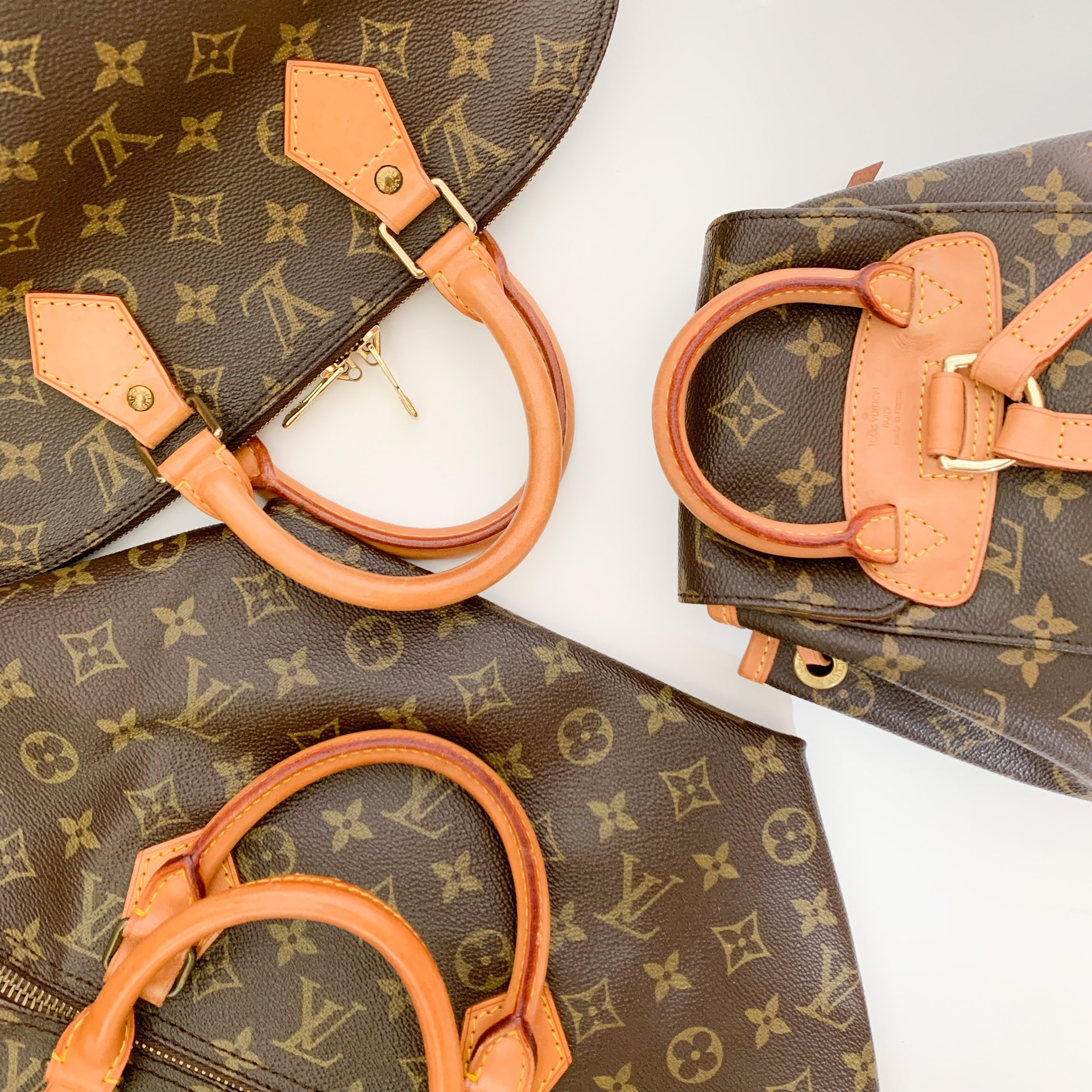 Louis Vuitton Gepäck