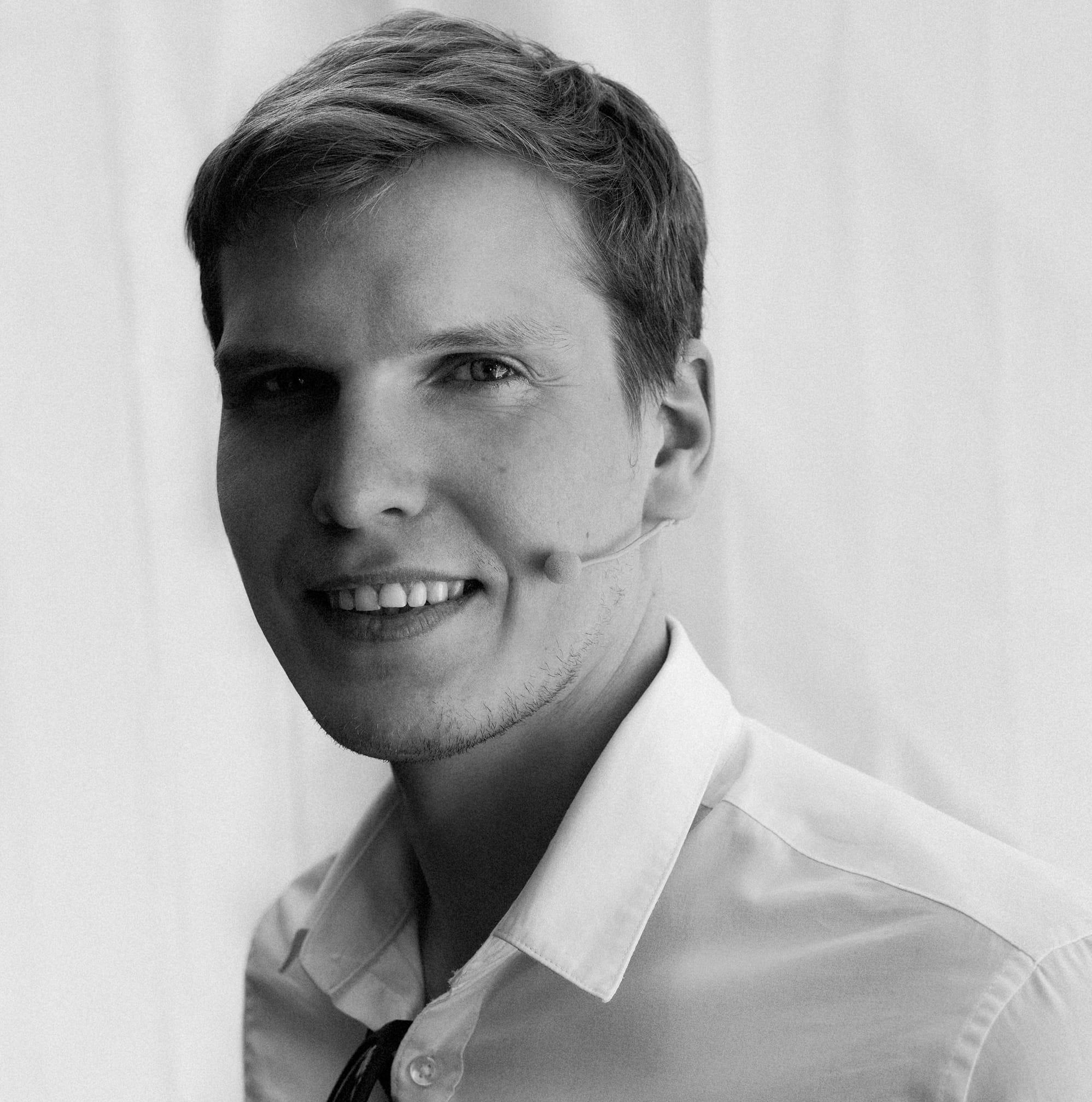Kalev Kärpuk - CEO von adact