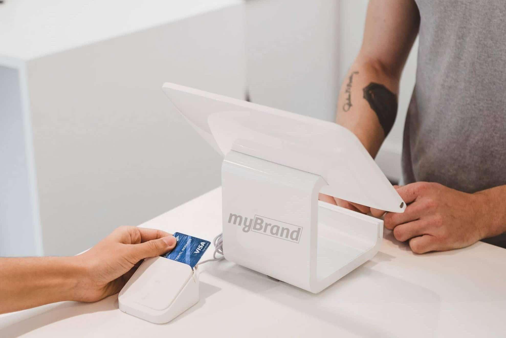 myBrand point of sale