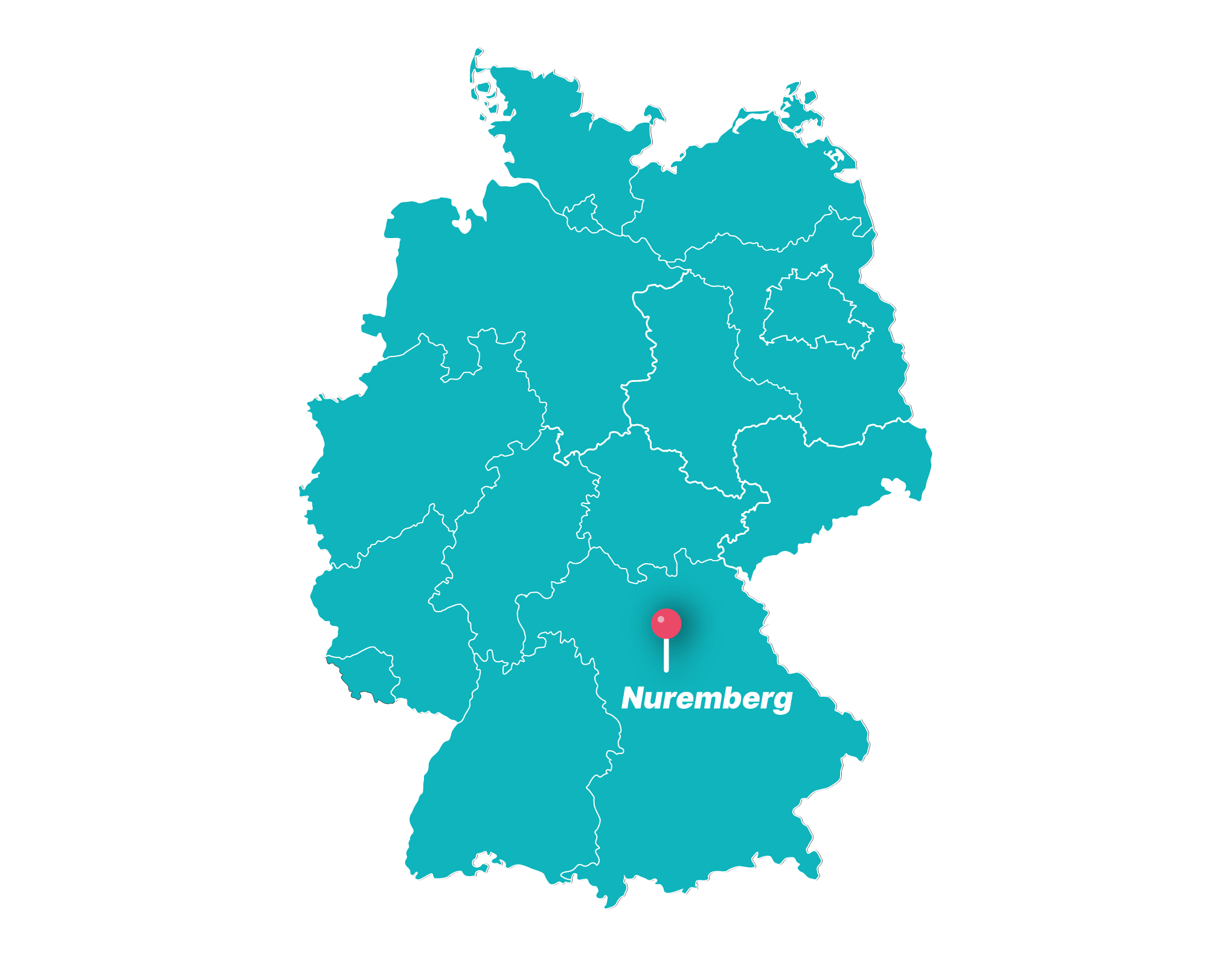 The location of the Brandification office
