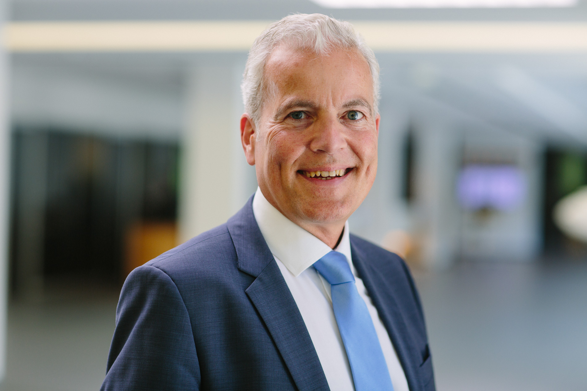 Interview with Dr. Joachim Böhler - Head of Market Research / Strategic Brand Management at Union Investment